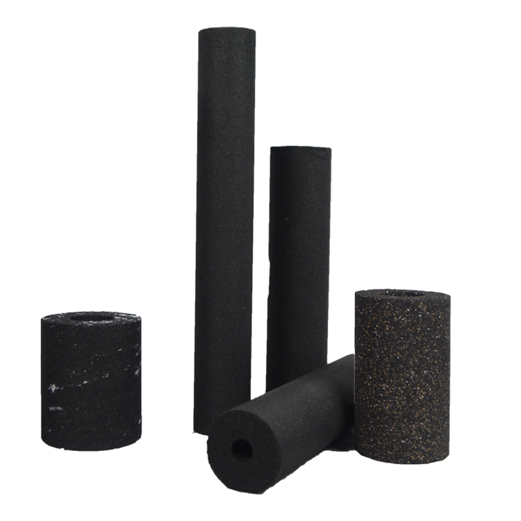 Universal carbon filter refill for condensate water