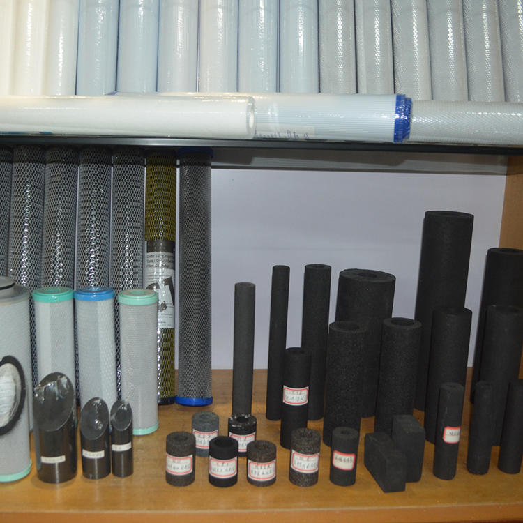 China Factory carbon cartridge filter for Industry Water Treatment