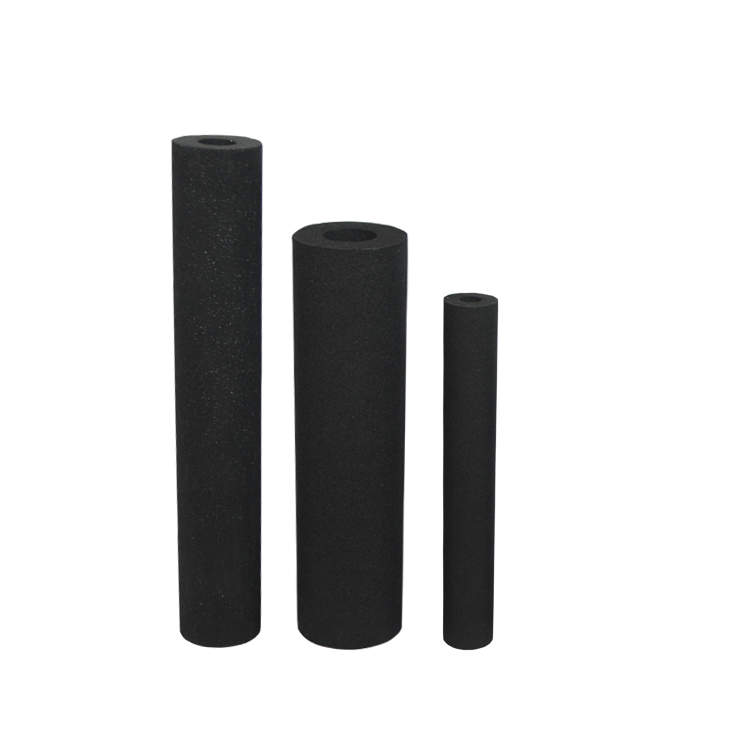 Water purifier spare parts activated carbon vegetable water filter For Farms