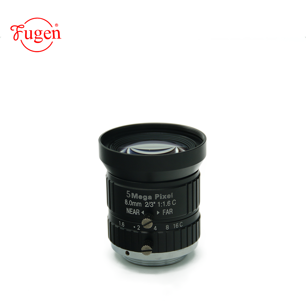 FG hd industrial zoom c mount lens for cameras