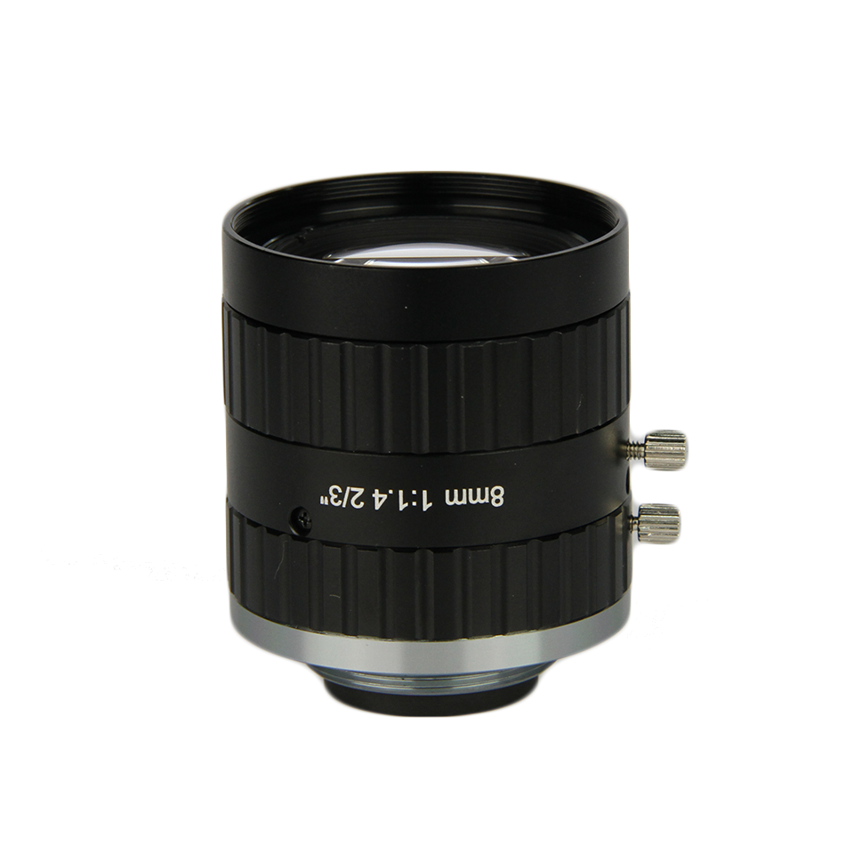 FG C Mount Camera Lens Low-Distortion Lenses for Industrial Applications