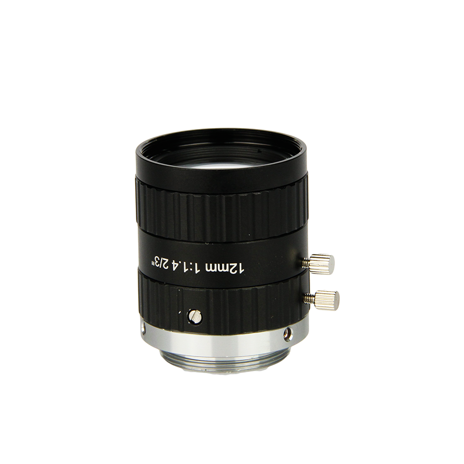 China machine vision camera lenses manufacture industrial c mount cctv lens high quality