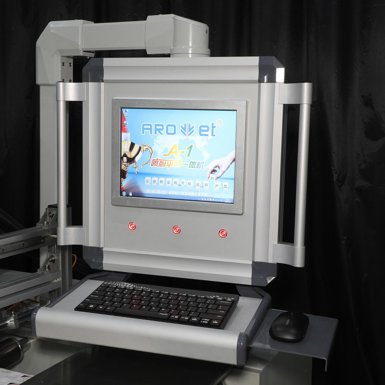 UV Drop on Demand Inkjet Solutions Foil Printer