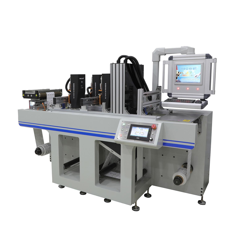 Drop-on-Demand High Speed Variable Data Industrial Digital UV Inkjet Printer for Flexible Packaging