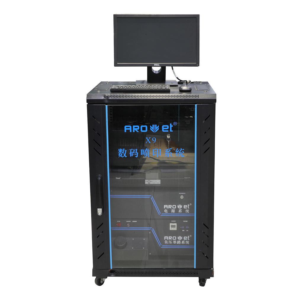 UV Inkjet Printer for Roll to Roll Printing Machine