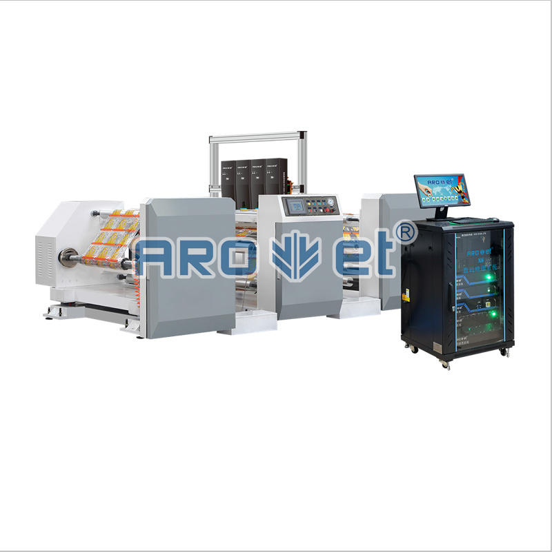 High Speed Label Qr Code Barcode Coding Machine