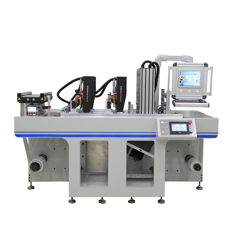 Dod UV Digital Web Printing Label Inkjet Press