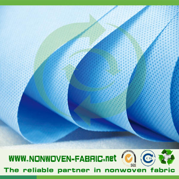 100% PP Nonwoven Fabric Raw Material Produced by Chinese Nonwoven Fabric Manufacturer