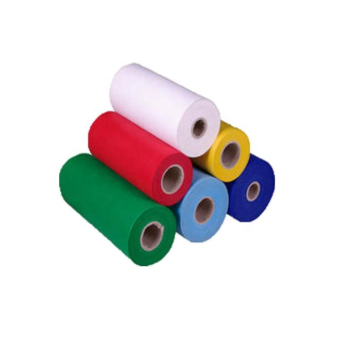 Biodegradable Non woven Fabric Price Per KG PP Hydrophobic TNT Nonwoven Fabric