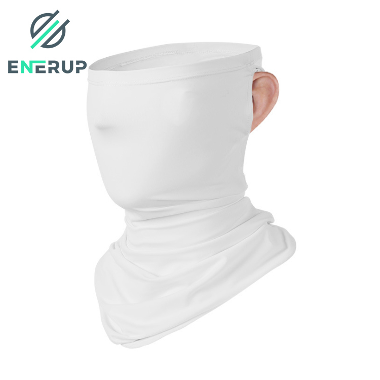 Enerup Seamless Seamed Edges With Filter Skyshow With Valve Nylon Paisley Scarf Bandanas Neck Gaiter Air Filters