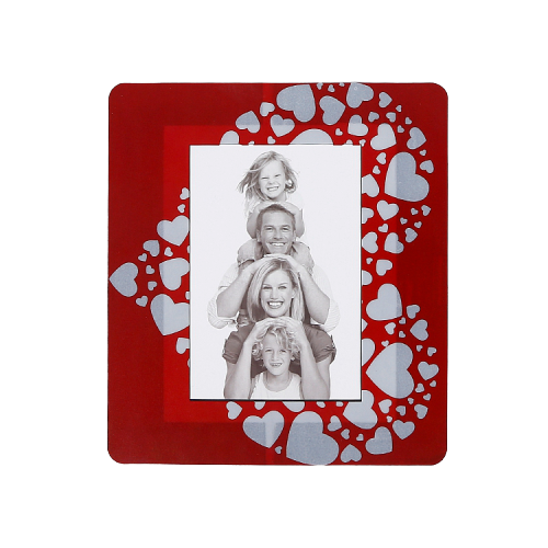 Table Mat Decoration New Style Photo Frame Mouse Pad with Photo Insert