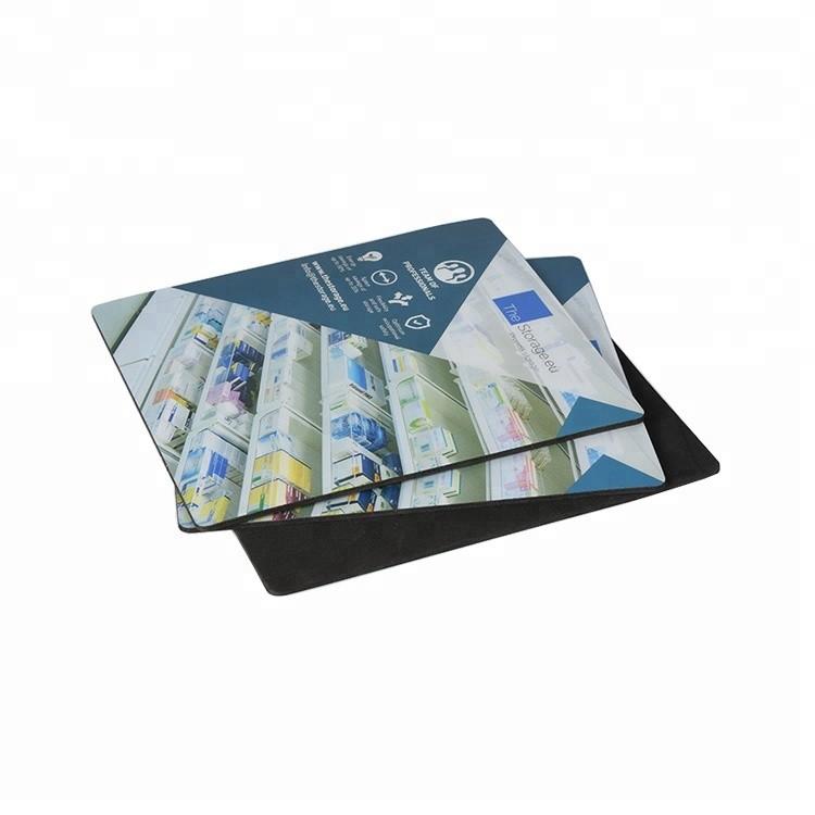 Custom Large Size Premium Great Printed Surface Eva Foam Gaming Non-slip Mouse Pad