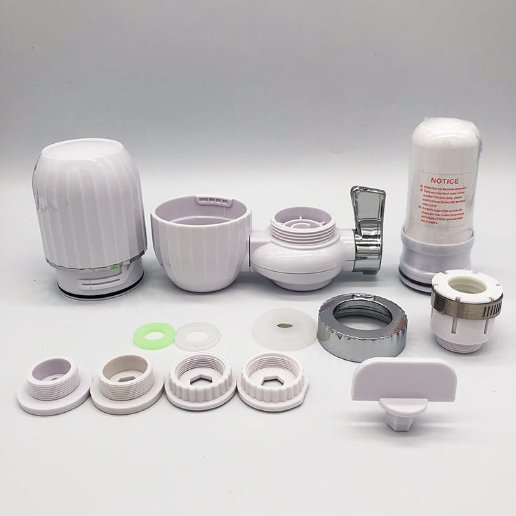 Wholesale Home Kitchen Ceramic House Water Filter Cartridge Purifier Faucet Water Filter Tap Filtration System