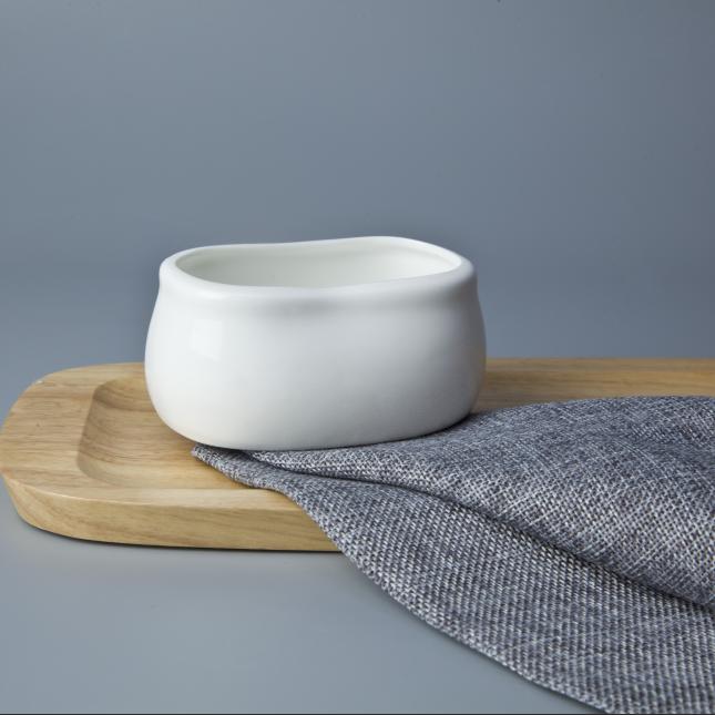 Custom made high quality ceramic custom made indian serving bowls unique sugar bowl