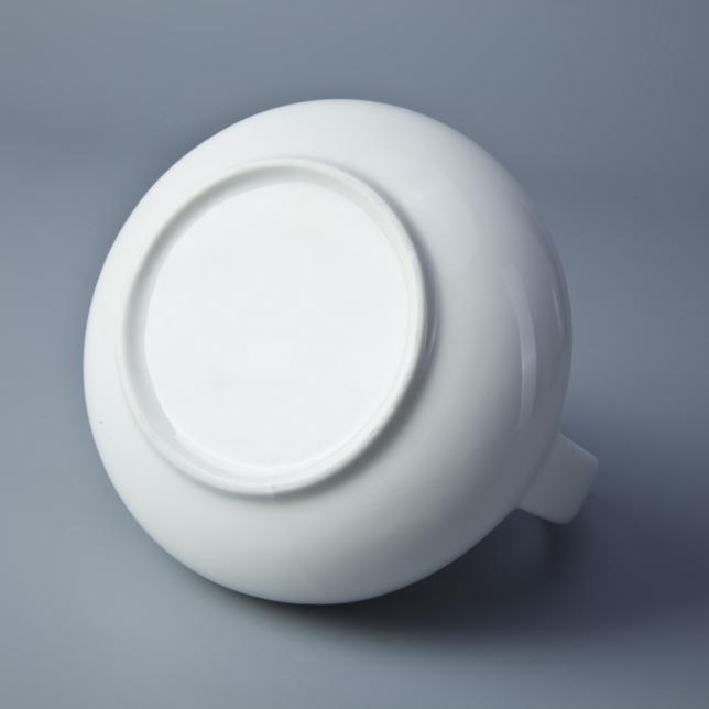 Special designceramic porcelain teapot shape milk pot