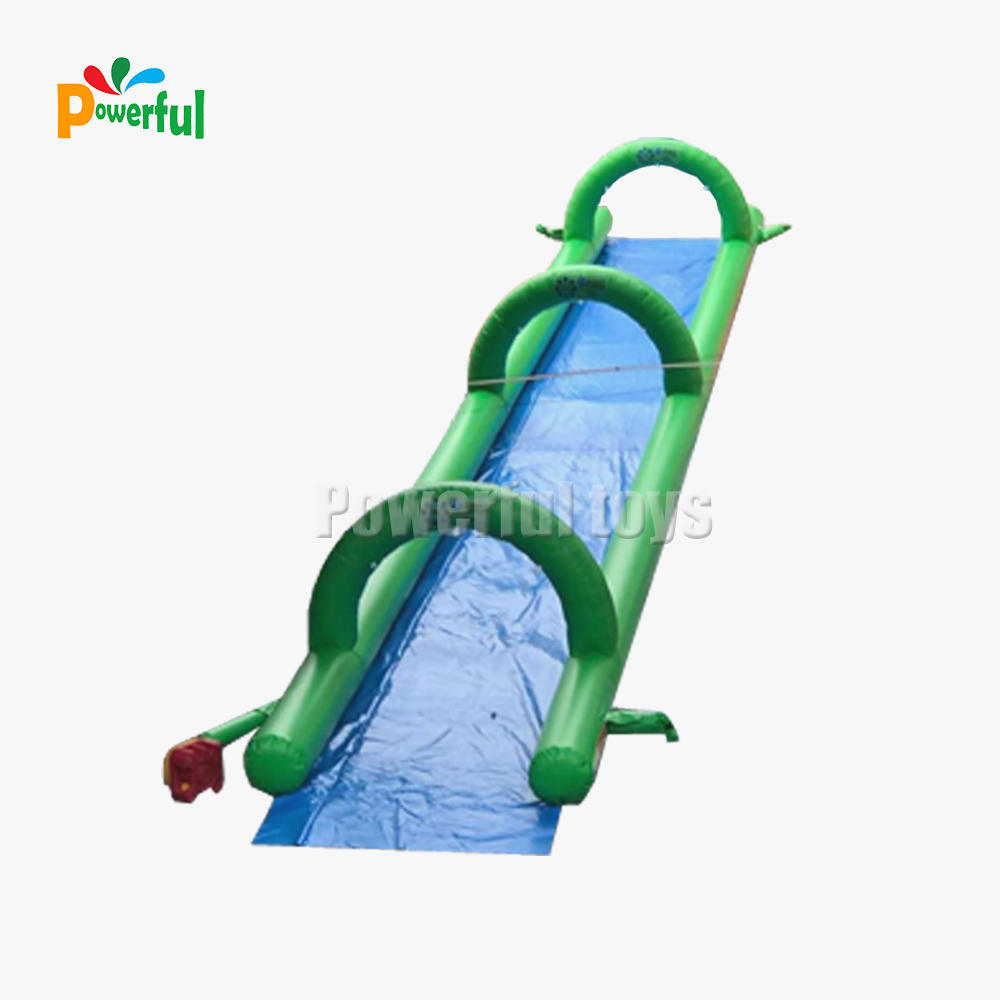 factory price inflatable slip n slide for kids and adults