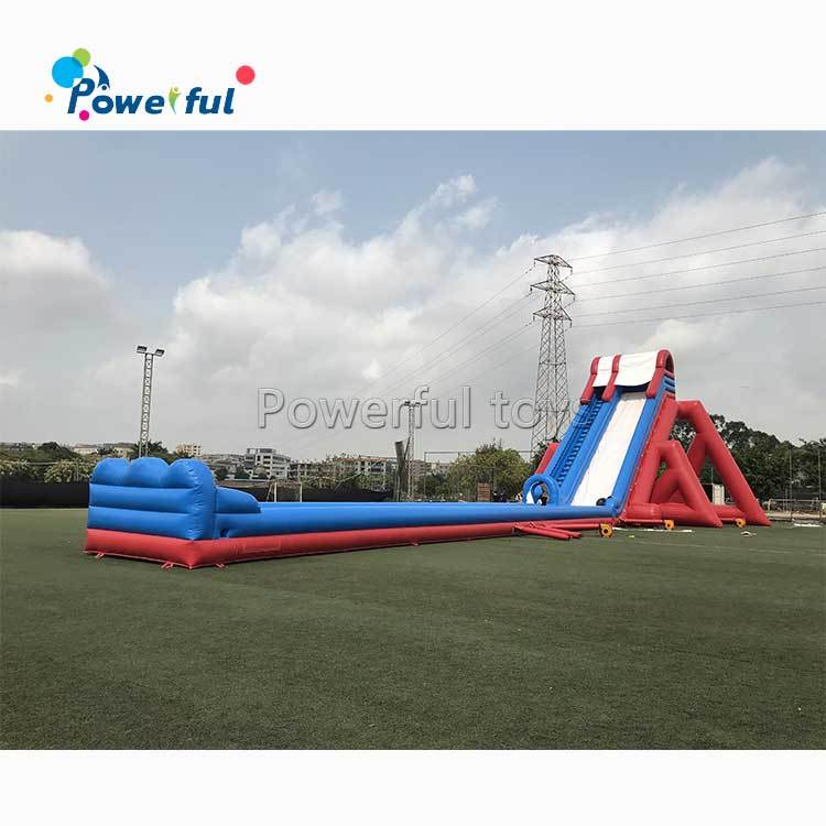 Outdoor giant adult big inflatable water slide for sale