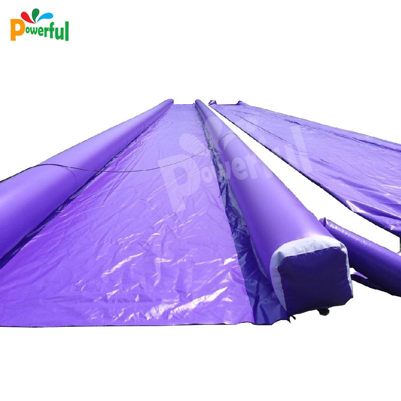 super custom 1000 ft slip n slide inflatable slide the city