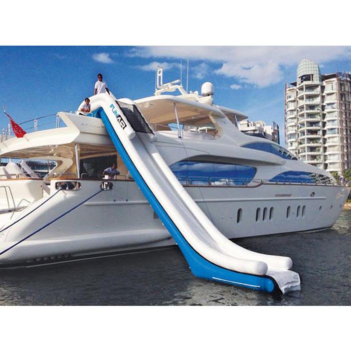 Boat Dock Slide Inflatable Slide Inflatable Yacht Slide for Sale