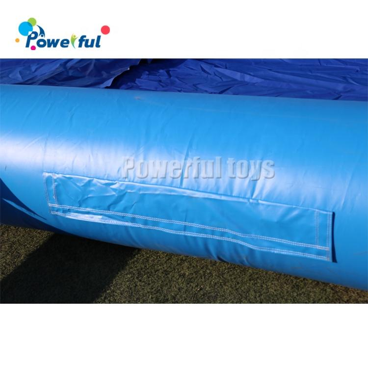 Giant inflatable slide the city, inflatable water slide, inflatable slip n slide with water pool