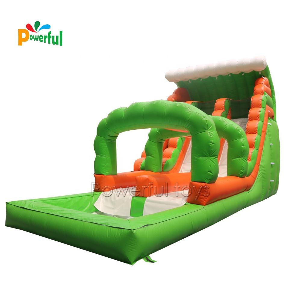 largest inflatable water slide for kids and adults jumping water slide