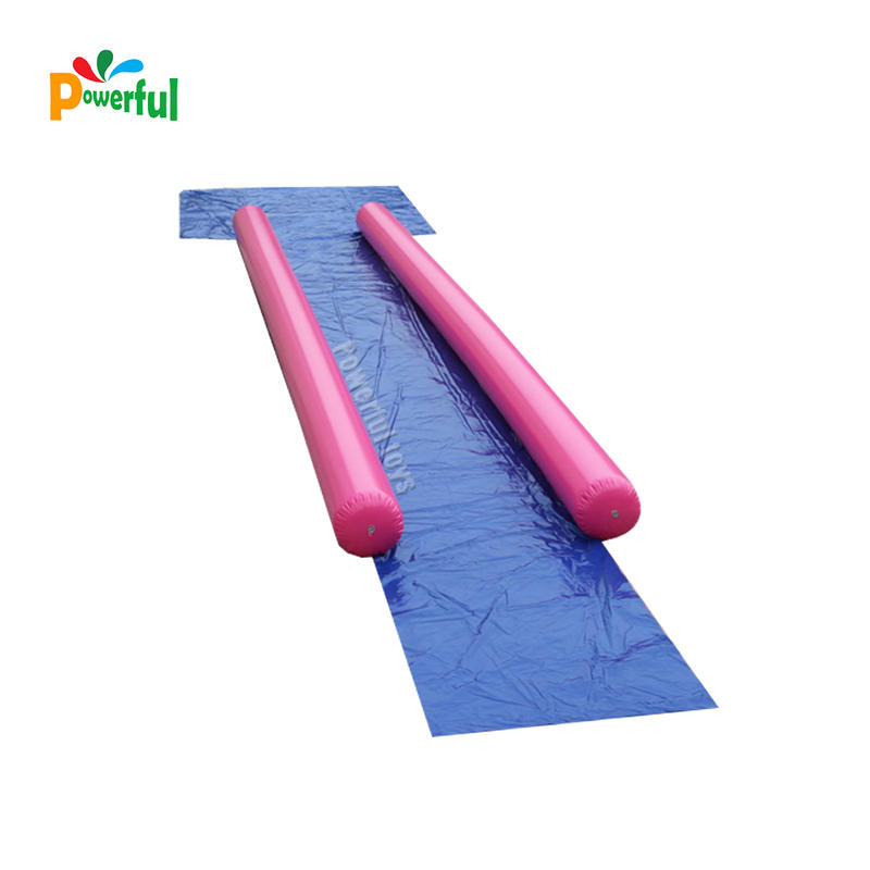 ready to ship air tight inflatable single lane slip n slide for adult
