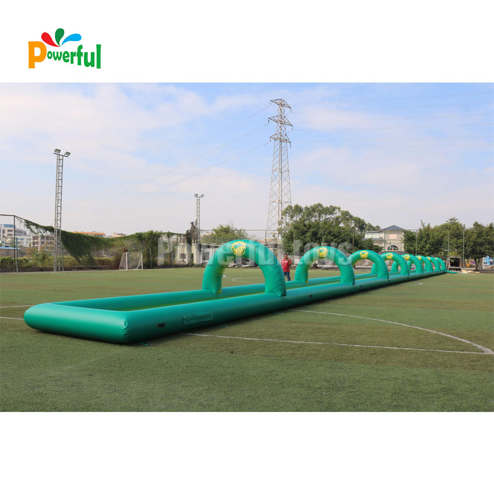 1000 ft slip n slide inflatable slide the city 2019