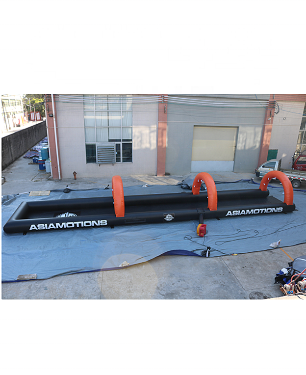 Ready to ship outdoor inflatable water slip n slide for sale