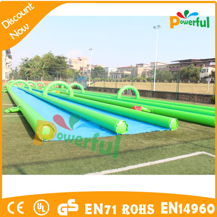 200m adult inflatable water slides for rent