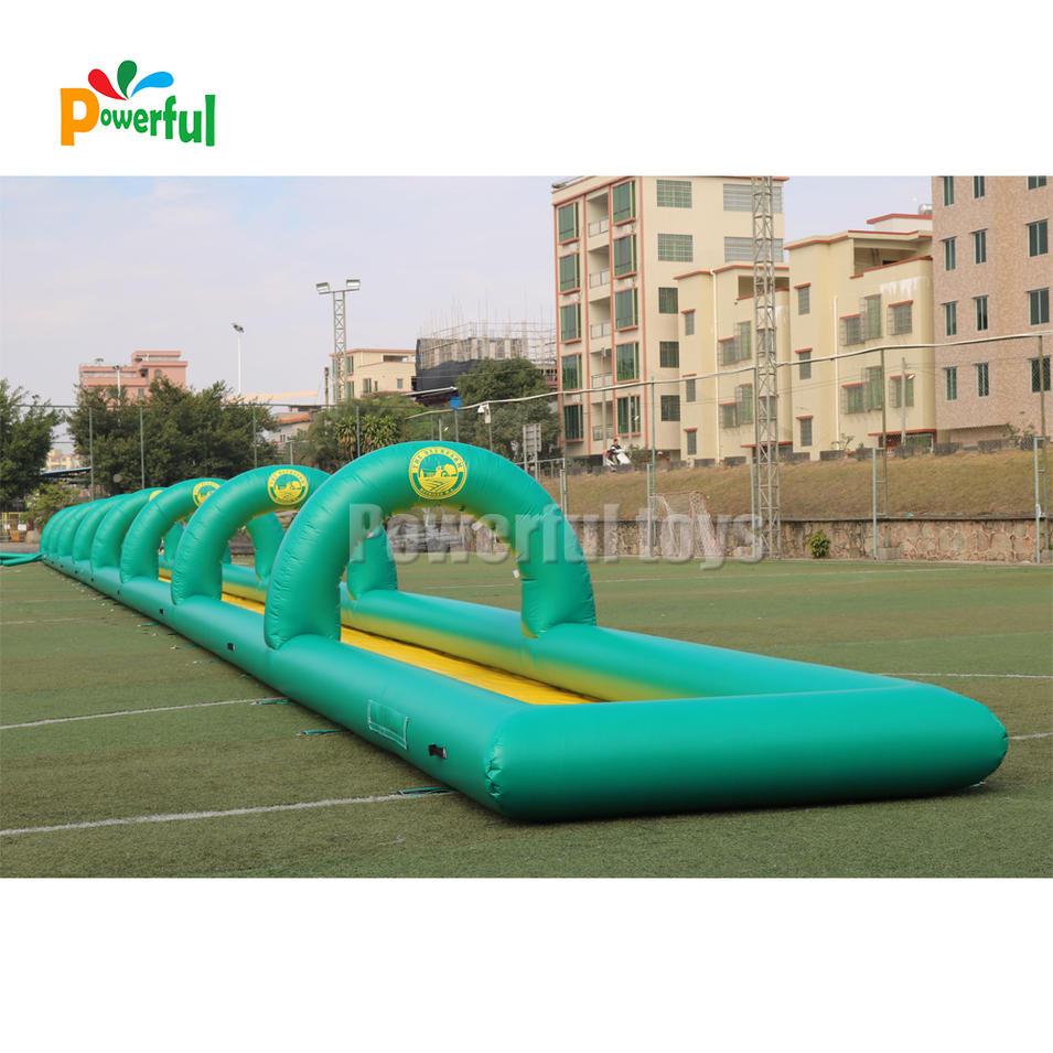 100m water slip n slide for sales
