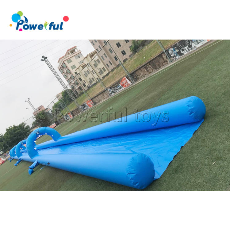 164ft Backyard Water Slip And Slide Inflatable Slide The City