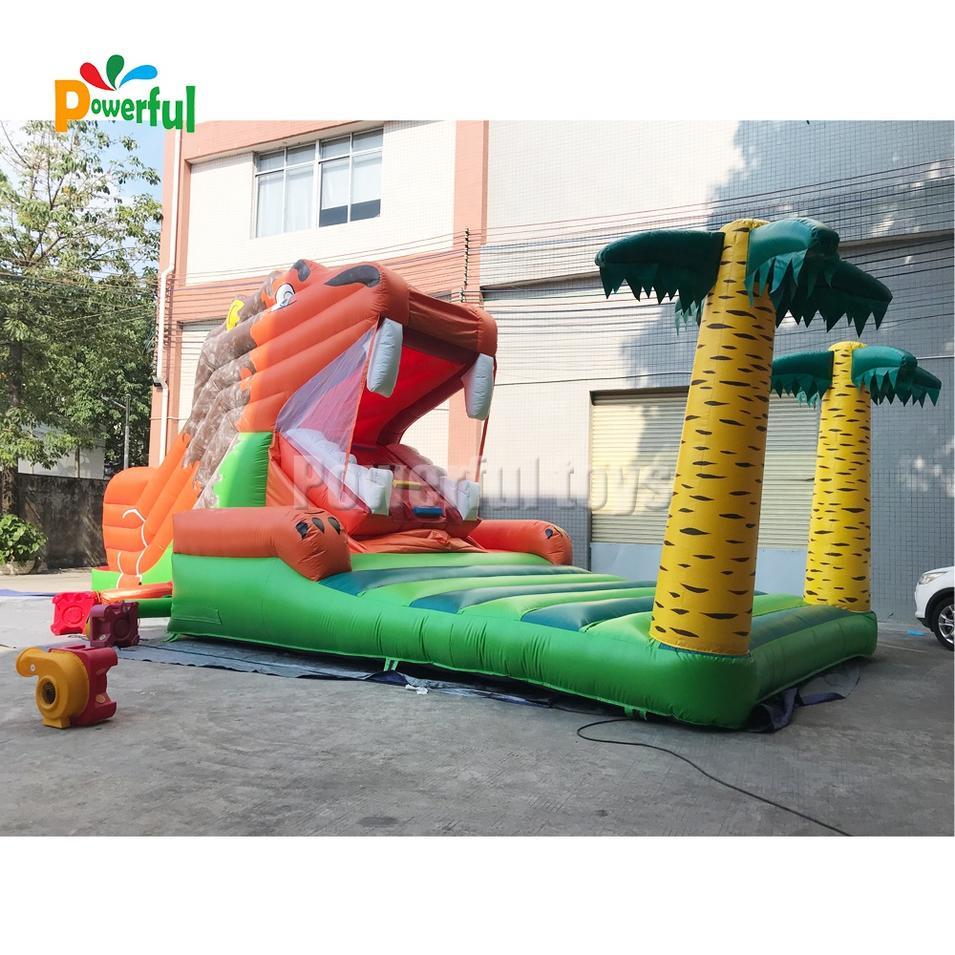 Popular inflatable water slides inflatable slip n slide for sale