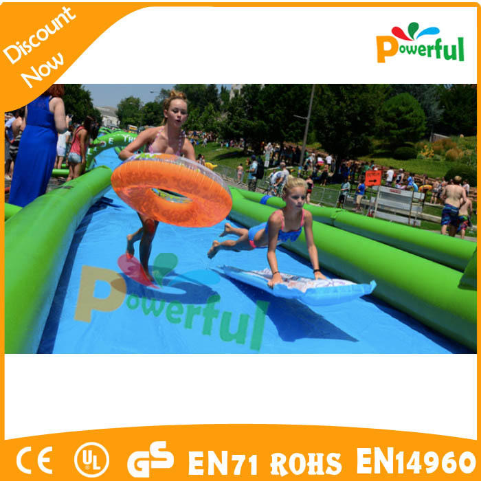 50m 100m 200m inflatable slip n slide slip n slide for adults