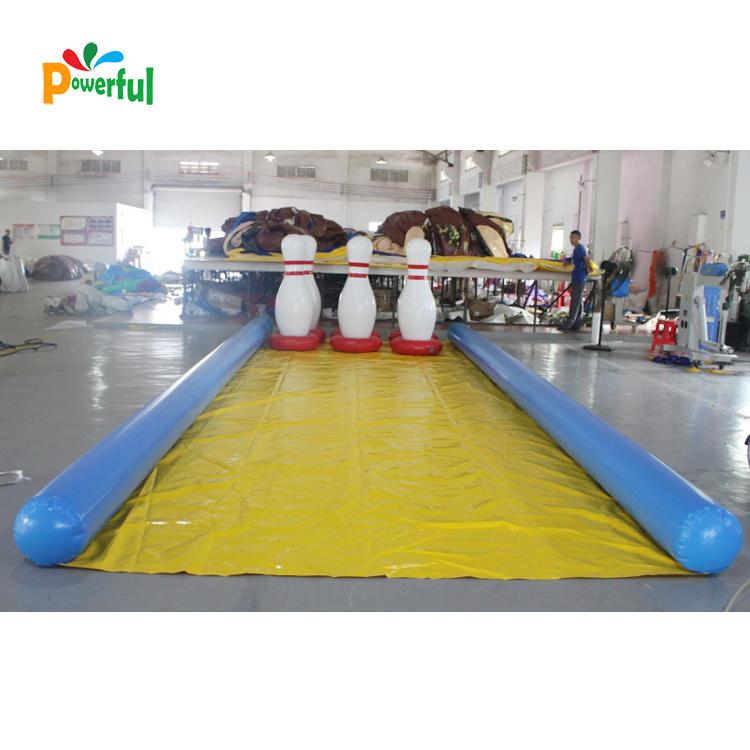 China Factory supplies cheap slip n slide / mini inflatablewater slide / slide the city