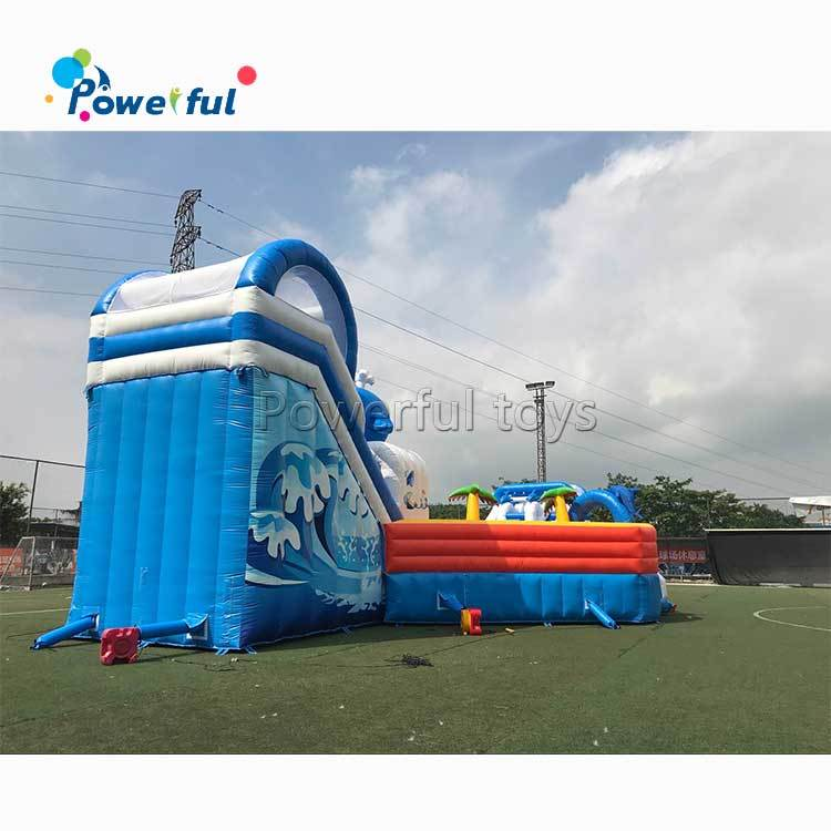 inflatable pool slides for inground pools,inflatable water slide with pool