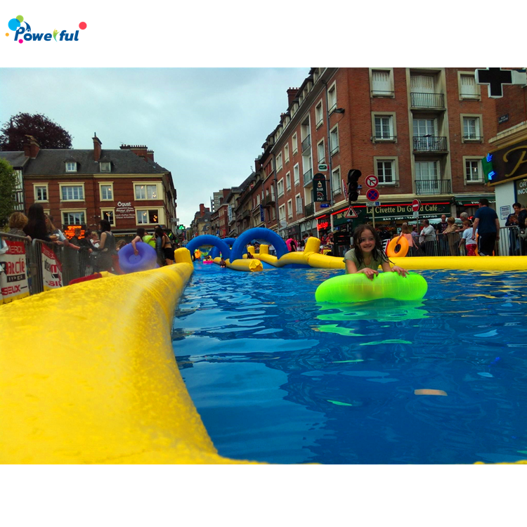 giant commercial inflatable water slidesfor sale