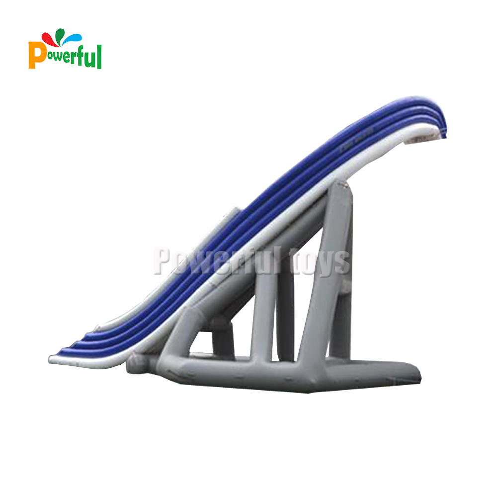 adjustable yacht slide inflatable yacht slide water slide for sale