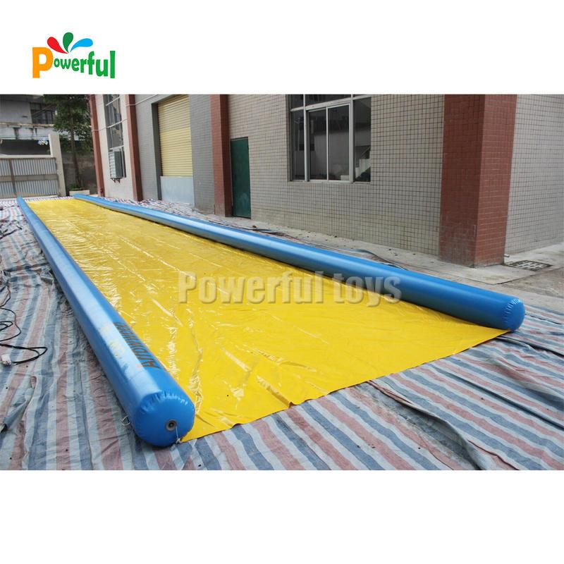 30ft inflatable water slip n slide with suitable pump