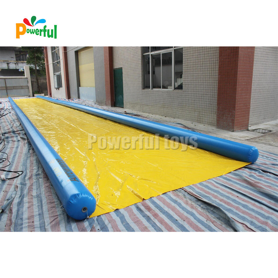 30ft inflatable water slip n slide with suitable pump