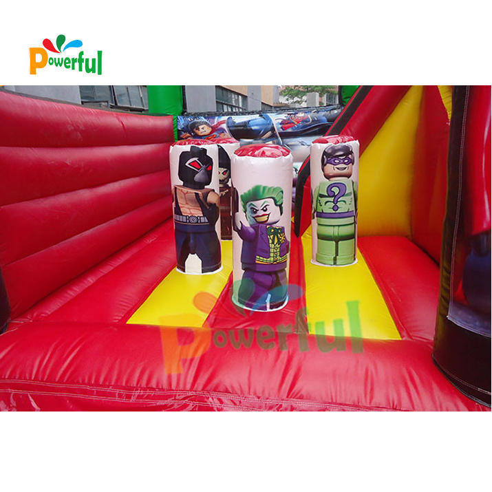 Cheap inflatable water slides used swimming pool slide kids inflatable slide