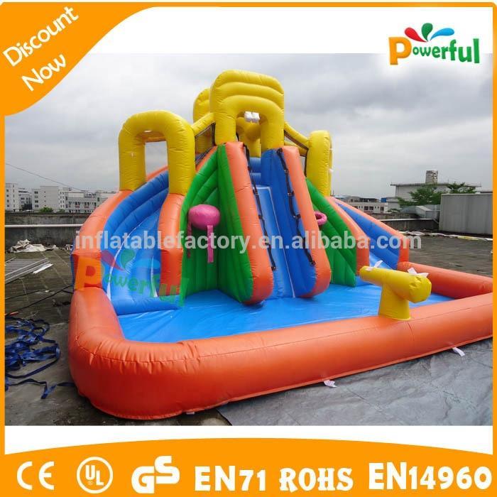 inflatable big boy, inflatable swimming pool inflatable slide pool