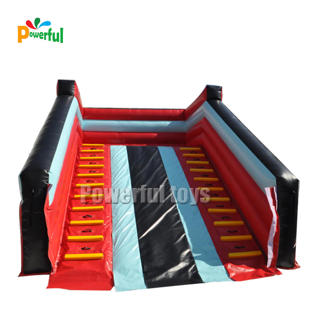 Inflatable slide game inflatable zorb ramp for zorb ball