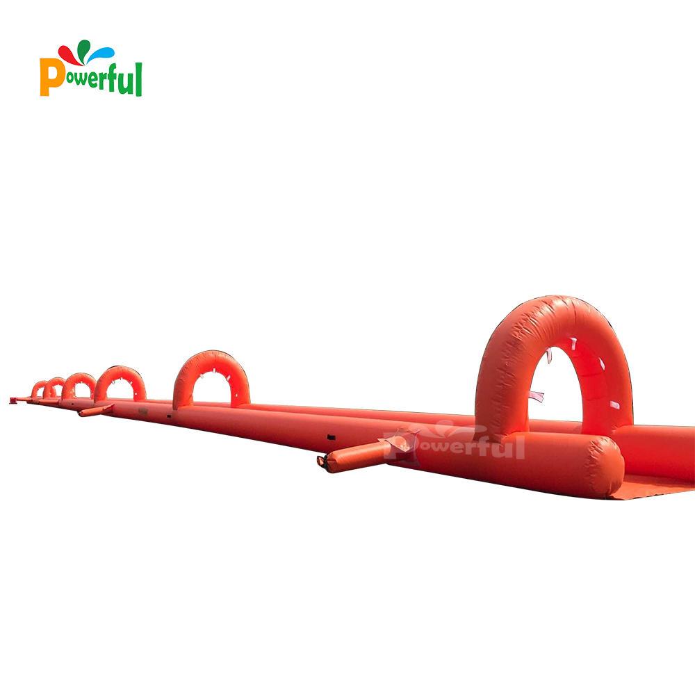 60x2m slide the city inflatable water slip n slide for sale