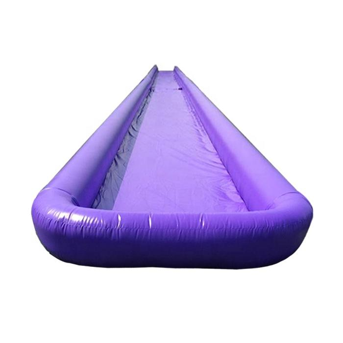 200m giant PVC inflatable water slip n slide