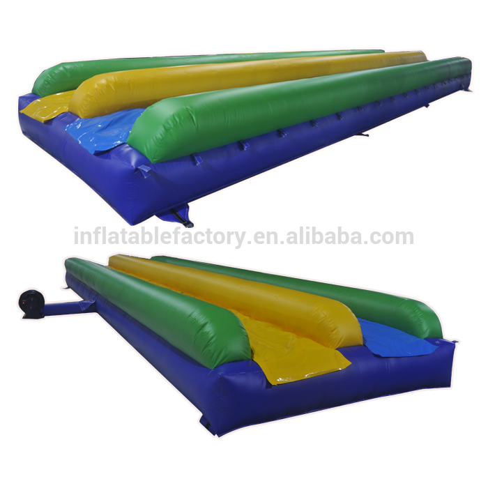 2017 banzai inflatable water slide for home use