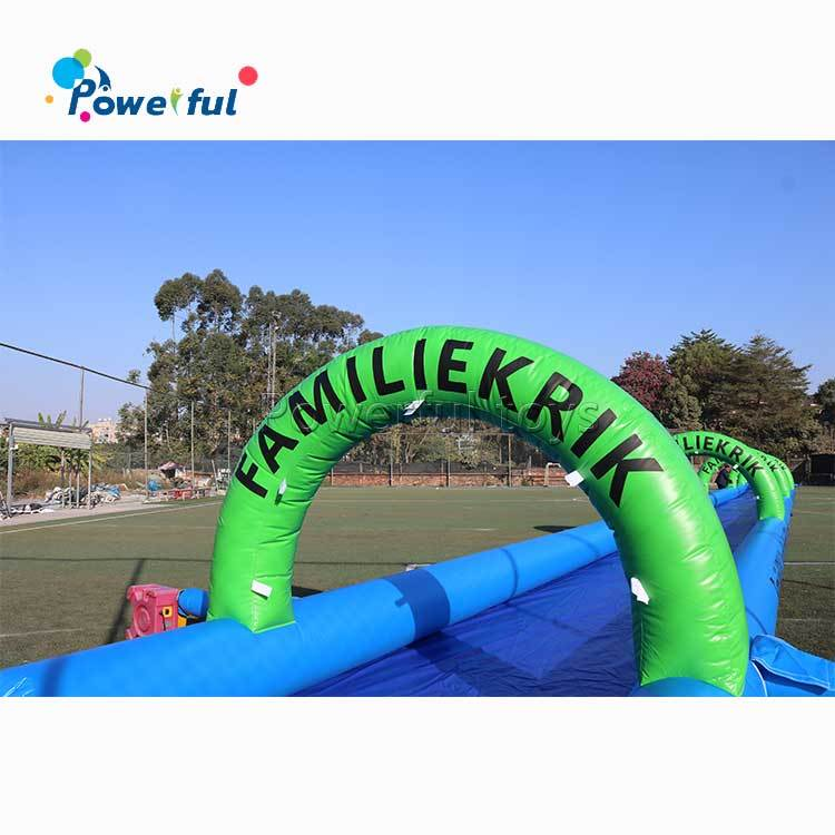 Crazy and Popular Slip n Slide Largest Inflatable Water Slide The City