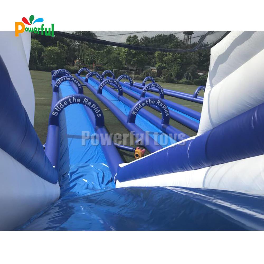 giant inflatable water slide slip n slide for sale