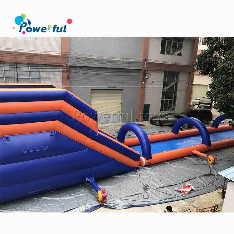 inflatable city water slide slip n slide