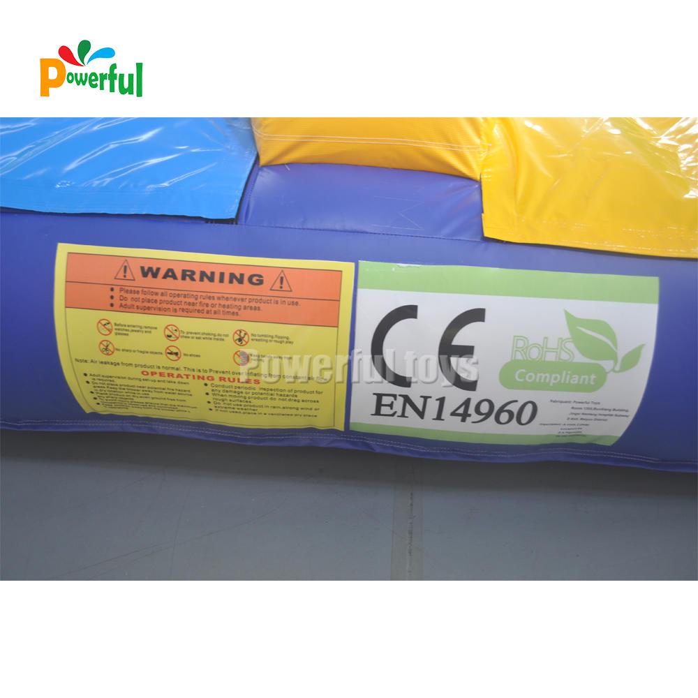 cheap inflatables slip n slide for sale, inflatable foam slide soapy water slide, inflatable sliding mattress