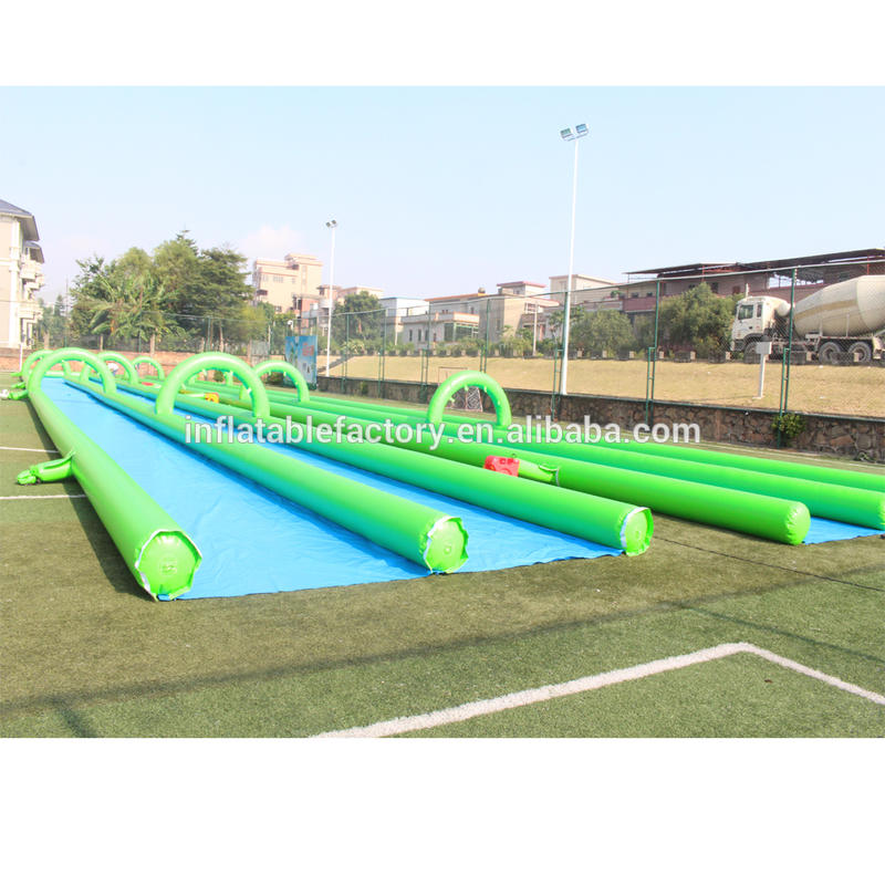 Best material slip n slide inflatable water slide for sale